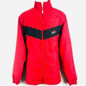 Nike Men's Tracksuit Jacket Turtleneck Size XL